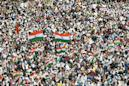 India's protesters: a cross-section of society