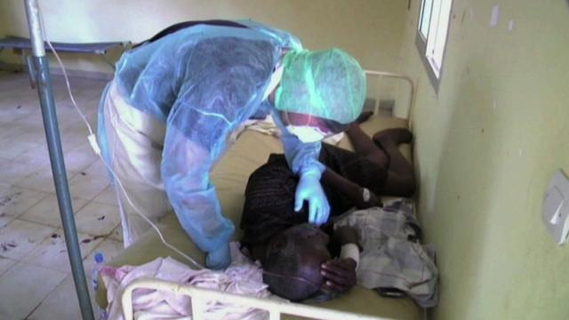 World health officials struggle to control Ebola outbreak