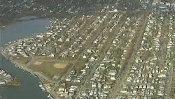 RAW VIDEO: Newscopter 7 Tour of Jersey Shore