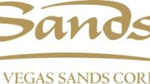 Las Vegas Sands Reports First Quarter 2017 Results