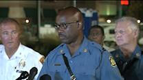 Johnson: Six Arrests, No Tear Gas in Ferguson