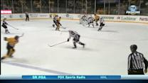 Ryan Ellis rockets one from the blue line