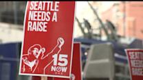 Seattle Mayor Unveils $15/Hour Minimum Wage Proposal