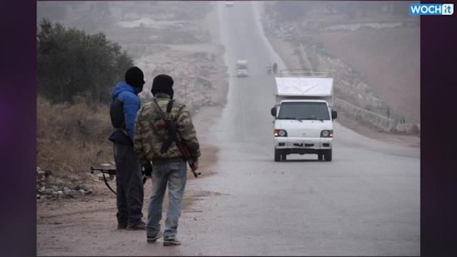 Rebels Issue Ultimatum To Al Qaeda In Syria: Surrender Or Face 'a Massacre'