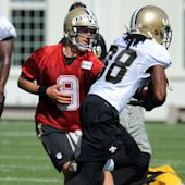 Brees downplays contract uncertainty, touts his longevity