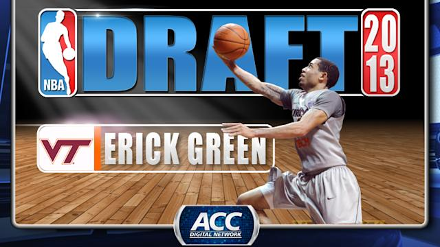 Erick Green Selected 46th By Utah Jazz