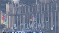 '30 Rock' officially renamed 'Comcast Building'