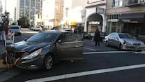 Two children injured in car accident in San Francisco