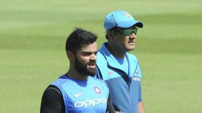 The Kohli-Kumble split is normal, deal with it