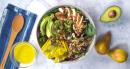 Best Bites: Fall chicken avocado pear salad