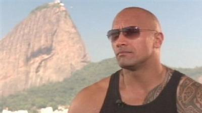 Gino Sits Down With Dwayne 'The Rock' Johnson