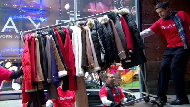 'GMA' Coat Drive: Burlington Coat Drive's Big Gift