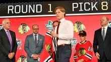 12 takeaways from Blackhawks prospect camp: Evaluating Adam Boqvist and Henri Jokiharju
