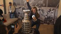 Stanley Cup comes to Sochi