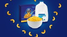 Dean Foods and KRAFT Macaroni & Cheese Announce Pure Love Partnership