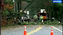 Amherst residents expect power to be restored soon