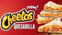 Is the Cheetos Quesadilla Taco Bell's Next Doritos Locos Taco?