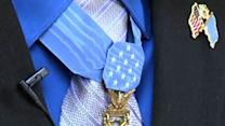 Medal of Honor Recipients Remember the Fallen