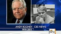 "Andy Rooney remembered on ""60 Minutes"""