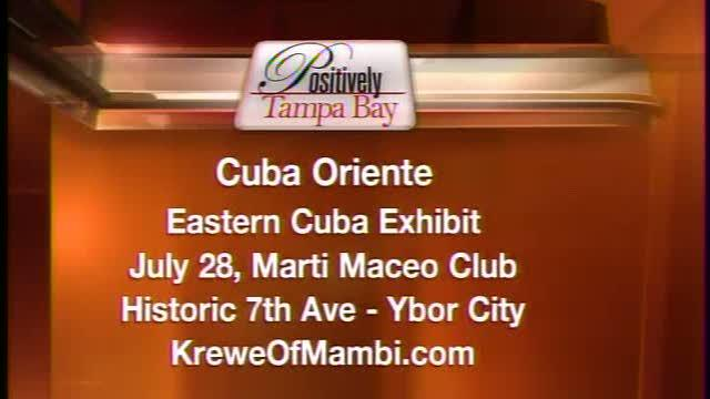 Positively Tampa Bay: Krewe Mambi Combines Art & History