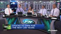 Stocks to own for the next 239 years