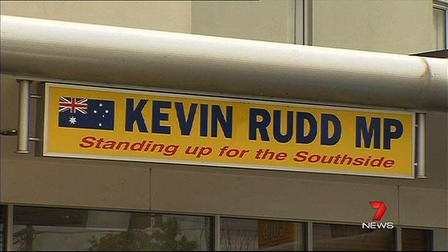 Rudd supporters left disappointed