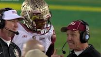 RES: Florida State head coach Jimbo Fisher discusses quarterback Jameis Winston's transition to NFL