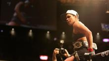 Amanda Nunes talks about retirement and 'making history' after beating Ronda Rousey