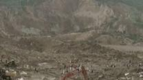 Raw: Deadly Landslide in Southwest China
