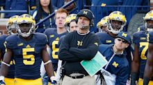 Jim Harbaugh's yearly $9 million contract makes him the nation's highest-paid coach