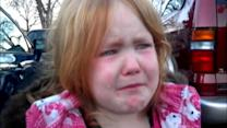 Colorado Girl Cries Over Presidential Election