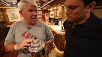 John Daly: University of Arkansas trashed my PGA and British Open trophies