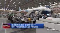 Boeing shares tumble on reports of SEC probe
