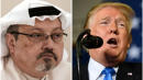 Trump Says 'Rogue Killers' May Be Behind Jamal Khashoggi's Disappearance