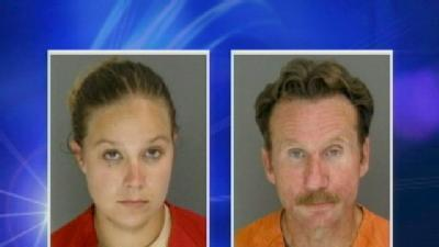 2 Arrested In Meth Bust Near House