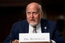 CDC director contradicts Trump on coronavirus: 'We're nowhere near the end' - NBC