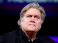 Steve Bannon reportedly thinks Trump only has a 30% chance of finishing his term