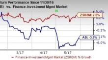 4 Reasons to Buy AllianceBernstein (AB) Stock Right Now