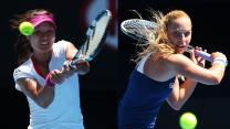 Australian Open Finals: Li Na vs. Dominika Cibulkova - Head-to-Head
