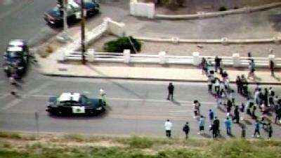 Rio Grande H.S. Students Protest For 2nd Day