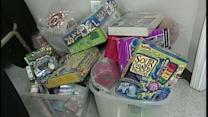 Saco Elks Club helps raise money for Toys for Tots