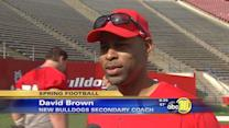 Meet 'Dogs New DB's Coach David Brown