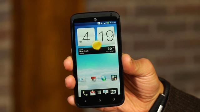 The beefed up, quad-core HTC One X+