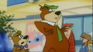 Yogi Bear's All-Star Comedy Christmas Caper: Yogi In The Big City