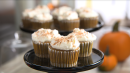Best Bites: Traditional Thanksgiving pumpkin pie cupcakes