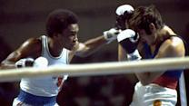 Sugar Ray Leonard becomes a star