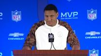 """Superbowl MVP: """"I thought it would be tougher"""""""