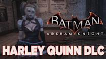 First 5 Minutes: Harley Quinn In Action - Batman: Arkham Knight DLC Gameplay