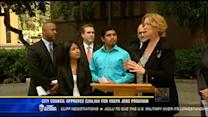 City Council approves $200K for youth jobs program
