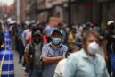 Mexico posts new case record to overtake Spain; official says virus 'slowing'